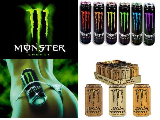 Thumbnail 1 for monster energy